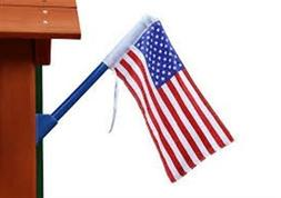 Gorilla Playsets 09-1014-US Swing Set American Flag