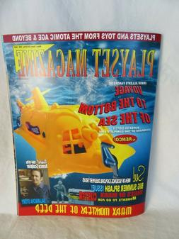 Playset Magazine #105 Voyage to the Bottom of the Sea + Marx