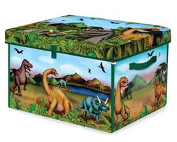 160 dinosaur collector toy box and play
