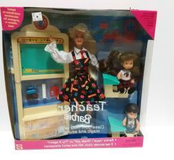 1995 Barbie Teacher Barbie NIB Mattel Doll