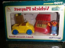 1995 Tyco Sesame Street Vehicle Playset - Ernie's Grocery St