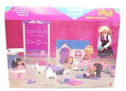 1996 Mattel Kelly Nursery School Playset Original Packaging