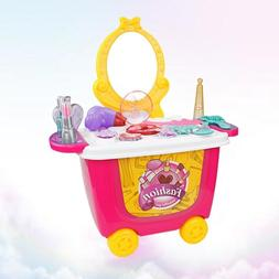 1PC Dressing Table Toy Playing House Role Play Playset for K