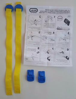 Little Tikes 2-in-1 Snug N Secure Swing Replacement Straps B