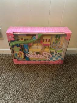 2004 Barbie Decor Collection KITCHEN Playset Multi Language!