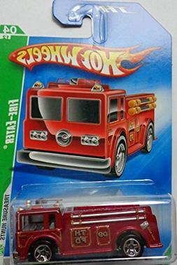 2009 Hot Wheels Treasure Hunt  - Fire Eater