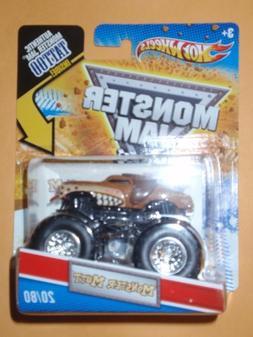 2011 Hot Wheels Monster Jam #20/80 MONSTER MUTT 1:64 Scale C