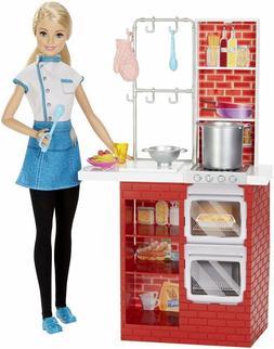 """Mattel 2015 Barbie 12"""" Doll - BARBIE as RIBBON GYMNAST IN PI"""