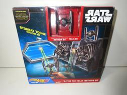 2015 Hot Wheels Star Wars Die cast TIE Fighter Blast-Out Bat