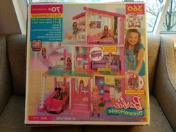 2018 Barbie Dreamhouse Playset with 70+ Accessory Pieces, Ne