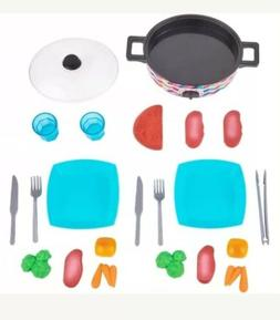 My Life As 21-Piece Slow Cooker Play Set, Designed for Ages