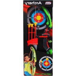 """24.5"""" Battery Operated Archery Play Set with Case"""