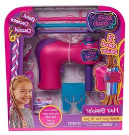 Easy Braids Girls 3 Strand Hair Braider Stylist Decorate Pla