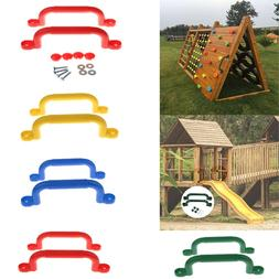 4 Pairs Safety Hand Grips for Climbing Frame <font><b>Play</