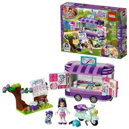LEGO 41332 Friends Emma's Art Stand Play-set for Girls - 210
