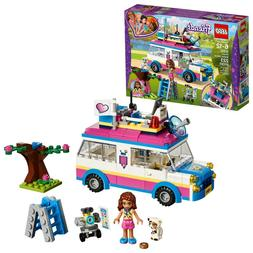 LEGO 41333 Friends Olivia's Mission Vehicle Play-set for Gir