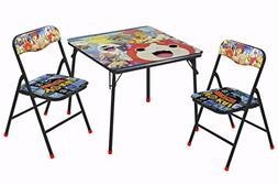 Level-5 Yo Kai Watch 3 Piece Table and Chair Set