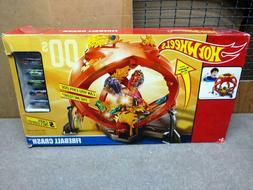 Hot Wheels 50th Anniversary Throwback Fireball Crash Playset
