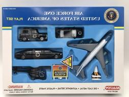 Realtoy 5731 Air Force One Playset with Diecast 747 Model &