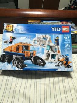 LEGO 60194 City Arctic Scout Truck Building Kit 322 Piece Fa