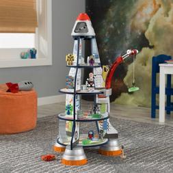 Kidkraft 63443 Kids Rocket Ship Astronaut Space Pretend Play