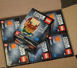 6pcs LEGO Brick Headz: Aquaman Building Play Set 41600 NEW N