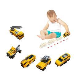 6Pcs/<font><b>Set</b></font> Assorted Small Size Truck <font