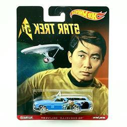 '70 CHEVELLE DELIVERY * Star Trek / Hikaru Sulu * Hot Wheels
