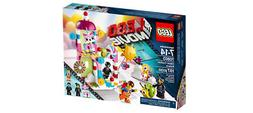 LEGO 70815 LEGO Movie Super Secret Police Dropship NIB