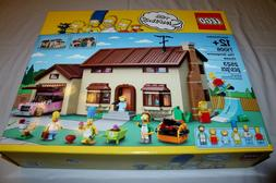 LEGO 71006 The Simpsons House Play Set ~ NEW IN FACTORY SEAL
