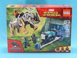 LEGO 76099 Marvel Super Heroes Black Panther Rhino Face-Off