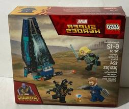 LEGO 76101 Marvel Avengers Infinity War Outrider Dropship At