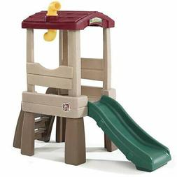 Step2 776900 57 Inch Realistic Naturally Playful Lookout Tre
