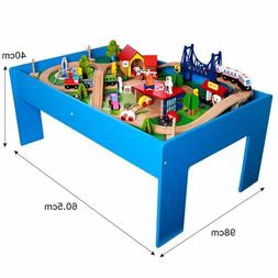 88 pieces of wooden magnetic Mas small <font><b>train</b></f