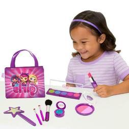 9 PCS Kid Imagination Pretend Makeup No Transfer Playset - N