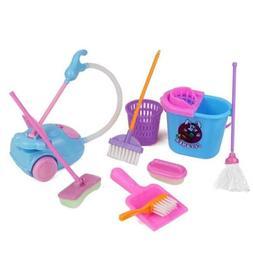 9pcs/<font><b>set</b></font> House Cleaning Tool <font><b>Se