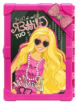 Barbie 8-Doll Multi-Compartment Storage Case with New and Im