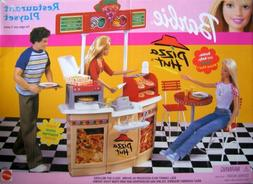 Barbie Pizza HUT Restaurant Playset