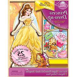 Bendon Disney Princess Belle 25-Piece Wooden Magnetic Doll D
