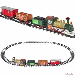 Best Choice Products Kids Classic Electric Railway Train Car