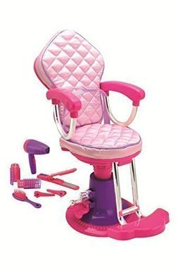 Click n' Play Doll Salon Chair and Accessories. Perfect For