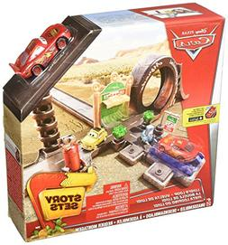 Disney/Pixar Cars Sarge's Stuntin' Surplus Playset