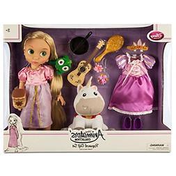 Disney - Rapunzel Doll Gift Set - Disney Animators' Collecti