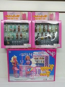 Gloria, Barbie Size Doll Furniture/ Happy Hour & Wine Cabine