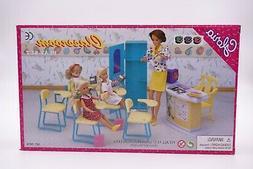 Gloria Classroom Play Set   For Doll Furniture
