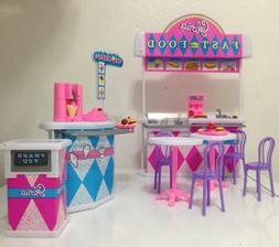 Gloria Fast-food Play Set.