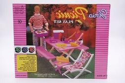 Gloria Picnic Play Set  Doll Furniture
