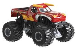 Hot Wheels Monster Jam El Toro Loco Die-Cast Vehicle, 1:24 S