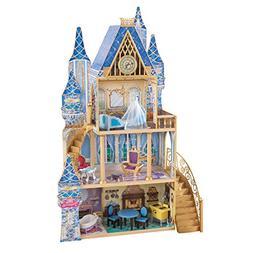 KidKraft Disney Princess Cinderella Royal Dreams Dollhouse-