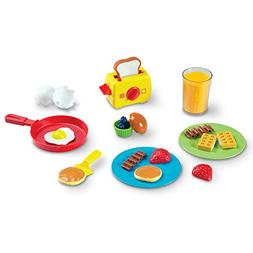 Learning Resources Rise and Shine Breakfast, 21 Pieces
